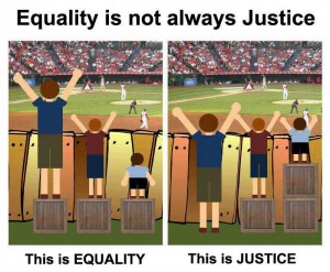 equality justice