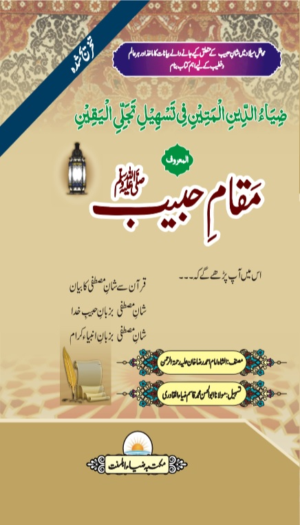 Maqaam e Habib Book Cover